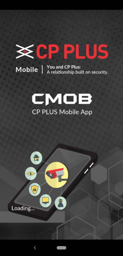 gcmob cp plus mobile application